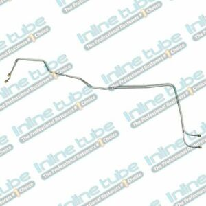 69 70 Impala V8 2 Pg Turbo T350 T400 700r4 Transmission Cooler Lines Stainless