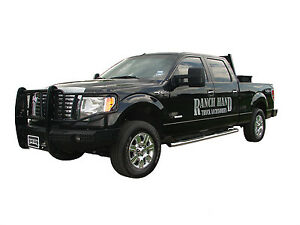 Ranch Hand Fsf09hbl1 on Sale Summit Series Front Bumper 09 14 Ford F 150