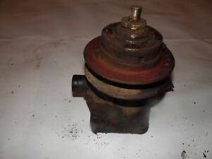 1950 Farmall Md Diesel Farm Tractor Water Pump