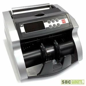 G star Technology Money Counter With Uv mg Counterfeit Bill Detection