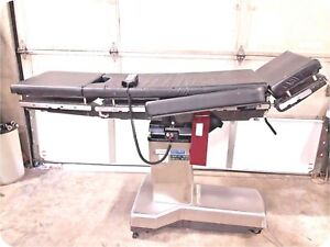 Steris Amsco 3085 Sp Operating Room Or Surgical Table Tested