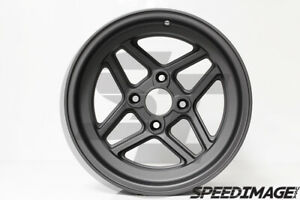 Rota Tbt Wheels Mag Black 15x8 0 4x114 3 For 240sx S13 Ae86 Datsun 280z 260z