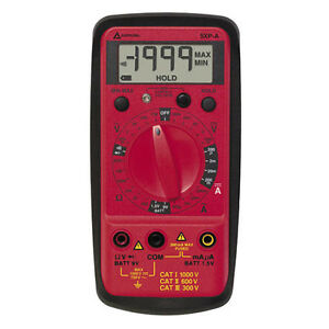 Amprobe 5xp a Compact Dmm With Non contact Voltage