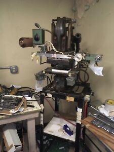 Kensol K36t Foil Stamper Hot Stamper In South Bend Indiana