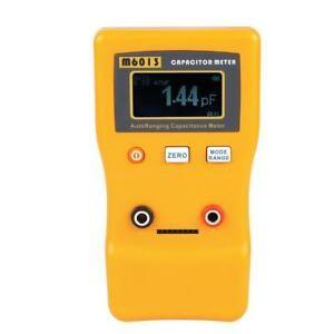 M6013 Lcd High Precision Capacitor Meter Measuring Capacitance Resistance New