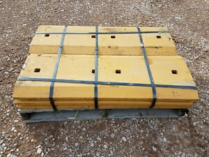3 John Deere Genuine Oem 944k Wheel Loader Cutting Edges Part T286930