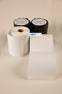 Dymo 1744907 Thermal Shipping Labels 220 Multipurpose Thermal Print White Large