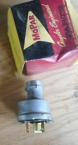 Nos Mopar 1960 61 62 63 64 65 66 67 68 Ignition Switch Dodge Plymouth