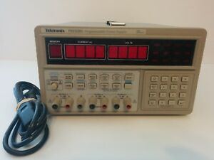Tektronix Ps2520g Triple Output Programmable Dc Power Supply Gpib Calibrated
