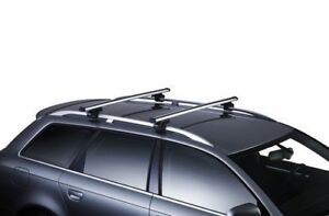 Bars Roof Thule Aluminum Dodge Journey De 08 2011 Bars Longitudinal
