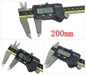 200mm New Mitutoyo Caliper 500 196 20 30 Absolute Digital Digimatic Vernier Hot
