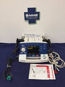 Great Condition Philips Heartstart Xl With Pacing Advisory And Paddles