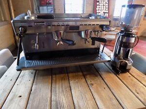 Rancilio Classe 8 Espresso Machine All Services Works Great