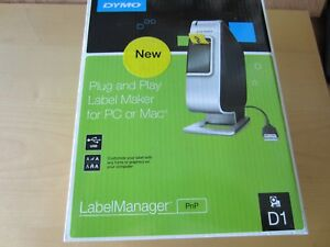 Dymo Labelmanager Pnp Label Thermal Printer usb Interface