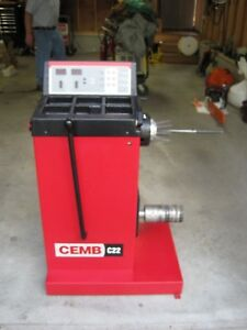 Cemb C22 Motorcycle Wheel Balancer