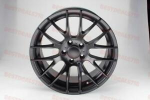 19 M3 Style Wheels Staggered For Bmw E60 Xdrive Awd 530 535 528 525 Sedan Sport