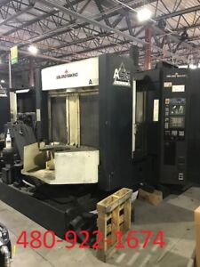 1995 Makino A55 Horizontal Machining Centers Ref 7796227