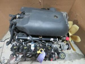 4 8 Liter Engine Motor Lr4 Gm Gmc Chevy 137k Complete Drop Out Ls Swap