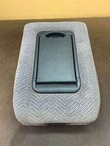95 98 Chevrolet Silverado Gmc Sierra Oem Center Console Light Gray Nice
