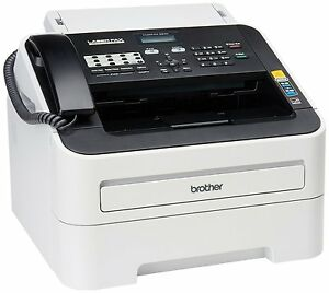 Brand New Brother Fax 2840 Intellifax 2840 Fax2840 High speed Laser Fax Machine