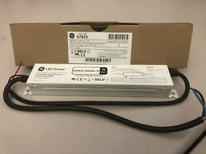 Ge Led Driver 67825 Geps24 100ugl ip 24v 4 0 Single Output 96w