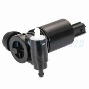 For Chrysler Dodge Jeep Windshield Washer Pump Motor 05093412aa 05143581ac
