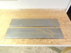 New Pair Of 1928 1929 Model A Ford Hot Rod Smooth Running Boards 28 29