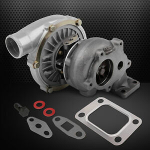 Stage Iii Turbo Charger T04e T3 T4 T03 T04 63 Ar 50 Trim Boost Camaro Corvette