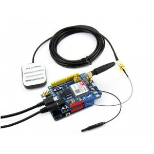 Gsm Phone Module Gsm Gsm Gprs Shield Based On Quad band Sim808 Module