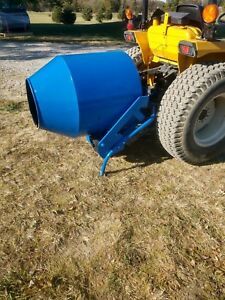 Used 3 Point Cement Mixer Free Truck Freight Shipping