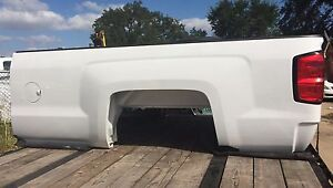 2007 2019 Chevrolet Silverado 1500 2500 3500 8ft Bed Tailgate New Takeoff
