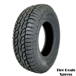 1 one New Trail Guide Lt245 75r16 All Terrain 10 Ply Tgt38 2457516 R16