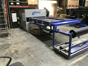 Almex Tf2 4 8 4 X 8 Automatic Thermoformer