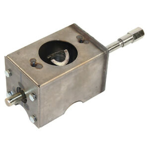 Race Shifter Box With Bearing Supported Output Shaft Dunebuggy
