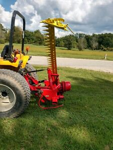 New Holland 451 Belt Drive 7ft Sickle Bar Mower With All New Teeth free Shipping