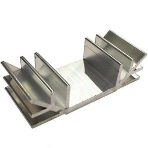 Transistor Heat Sink To 247 To 3p To 220 To 126 35x70x19mm