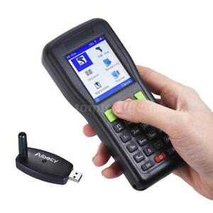 Inventory Scanner Lm3306 Version Wireless Data Terminal Barcode Collector R6v3