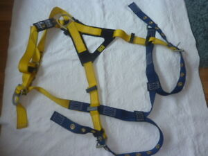 Dbi sala I Safe Vest Style Intelligent Safety System Universal Size Harness