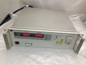 Hp Agilent Keysight 6030a System Dc Power Supply 0 200v 0 17a 1000w