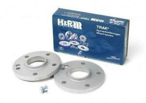 H R 1065640 H R Trak Spacers Adapters 5 114 3 64 1 Fits Acura 2001 2004 Cl