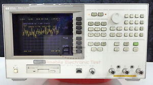 Untested Hp Agilent 8751a 001 Baseband If Rf Network Analyzer 5 Hz 500 Mhz
