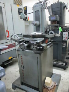 Boyar schultz Six Twelve Deluxe 1hp 208 220 440v 3ph Surface Grinder W chuck