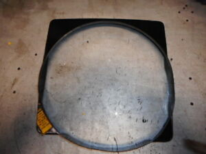Ford Compact Tractor Fan Shroud 1115 1210 1215 1220 1310