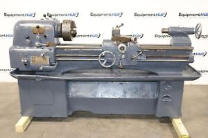Clausing 15 X 48 Engine Lathe