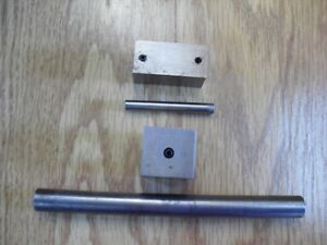 Machinist Tools Lathe Mill Stop Depth Gauge With Hardened Pins