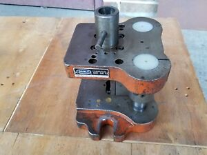 Danly Commercial Die Set 0504 F1 Press Stamping