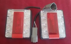 Hella Led Tail Lights Left Right Side