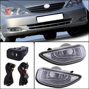For 2002 2004 Toyota Camry 2005 2008 Corolla Bumper Fog Lights switch wiring