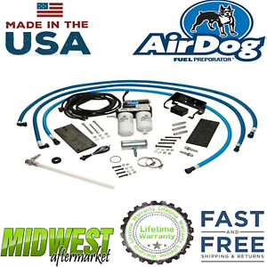 Airdog 165gph Air Fuel System 2003 2007 Ford F 250 F 350 Powerstroke 6 0l V8