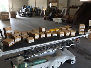 Wholesale Liquidation Parker Fittings Lot Of 71 28 Boxes Nos See Details